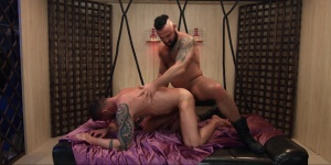 Art Of Domination - Jessy Ares & Tyler Berg pooper nail