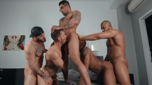 By Invitation only - William Seed & Ryan slams ass Hook up