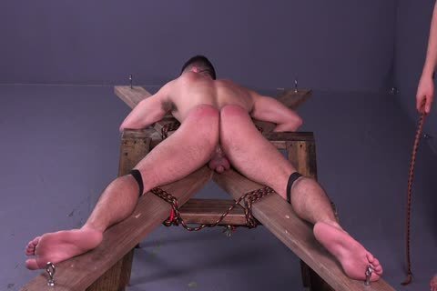 villein Ian Greene Brutally Whipped & pounded By Large cock Muscle Taskmaster - bdsm Homo Thra