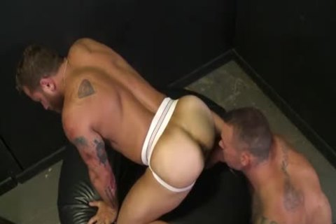 desirous For The thick penis With Sean Duran & Riley Mitchel