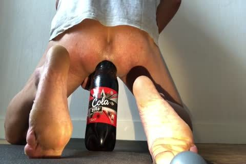 Bottle Fisting Prolapse anal