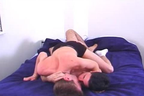 Two lewd College boyz nail In Their Dorm Room