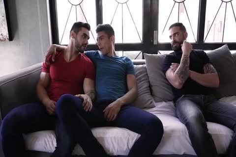 double penetration Of Two Buddies Into A Classmate