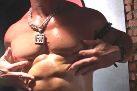 Leather Muscle Solo
