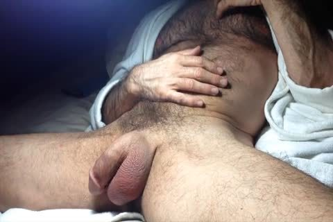 Ben751 Playing With My Loose, Floppy Balls And dick