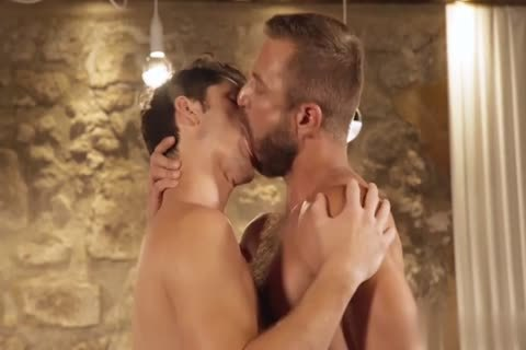 GayRoom - Dylan Knight slammed By A Plunger And Peter Fields big 10-Pounder