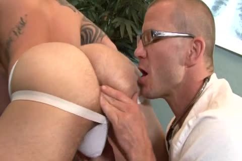take up with the tongue It Clean -  butthole banging clip