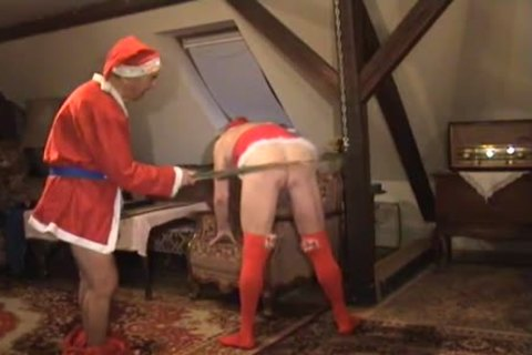 Festive pair Have A nasty Time Of spanking