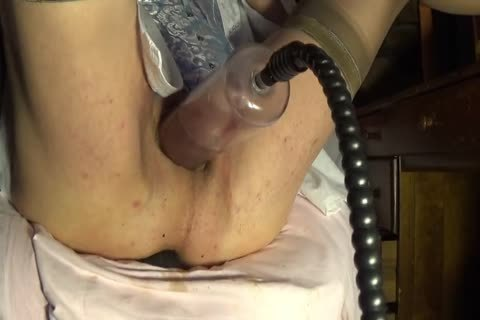 tranny ladyboy Sissy Pumping underware Nylon two