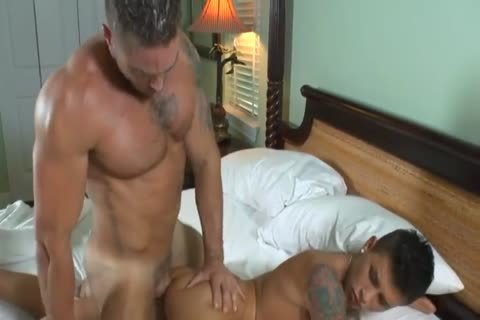 Jake Genesis bangs His young paramour