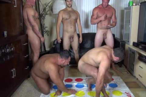 naked Party @ LATINO Muscle Bear house - amateur joy W/ Aaron Bruiser