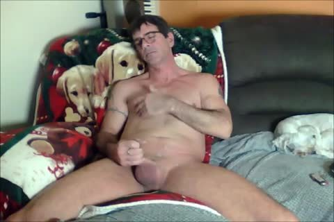 that man Does ejaculate Very Well At The End