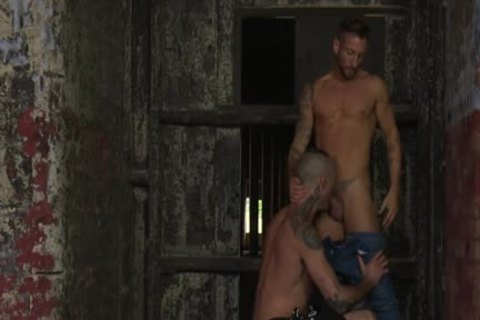 UK sleazy cocks - Lured 2 - The Basement - Issac Jones & Nick North.mp4