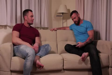 Sergeant Miles Flip-bangs With Stas Landon bareback