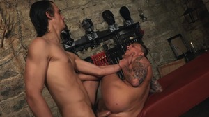 wazoo Trainer - dom Ully, Peter Uman ass screw