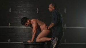 raw Tow Service - Pierre Fitch with Bo Sinn American Nail