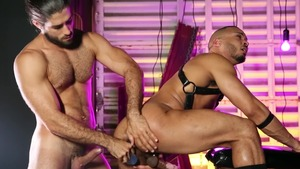 wicked Nights - Diego Sans with Dillon Diaz bdsm Hump