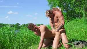 Quite The Catch - William Seed and Matthew Parker American Sex
