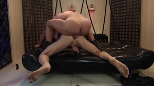 DrillMyHole.com - Black haired James Castle nailed rough