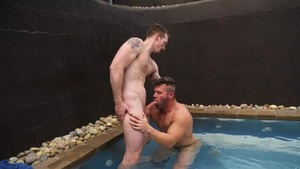 Love Tub - Jackson Cooper with Mason Max American Hook up