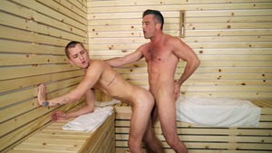 wild Rock Confessions - Lance Hart with Theo Brady American Sex