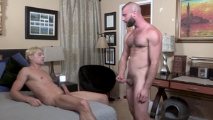 Family Dick: Amazing Donnie Argento wishes rough fucking