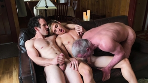 FamilyDick.com - Greg Mckeon and Bar Addison Dale Savage