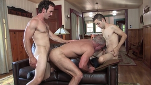 Family Dick - Super sexy swinger Dale Savage digs good fuck