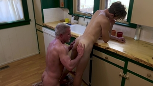 FamilyDick - Dale Savage together with Bar Addison gets plowed