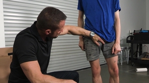 Family Dick: Young Myles Landon feels up to nailed rough