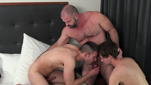 Family Dick - Bishop Angus in company with Kyle Travers shared