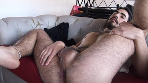 Latin Leche: Perfect roommate raw undressing