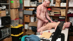 YoungPerps - Attractive Nick Fitt craving hard nailining