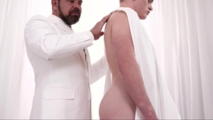 MissionaryBoys.com - Jock Elder Edwards hard stroking