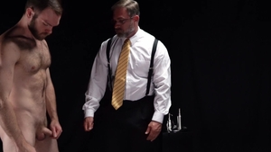 Missionary Boys - Muscle Bishop Gibson needs edging