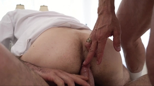 MissionaryBoys: Young priest Brother Eyring digs spitting