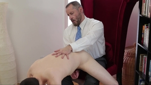 MissionaryBoys: Very sexy Elder Foster ass fucking