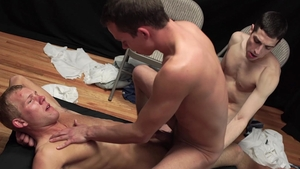 MissionaryBoys.com: Hard ramming & wild friend Elder Ricci