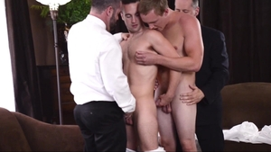 MissionaryBoys.com - Supermodel Elder Riley moaning sex scene