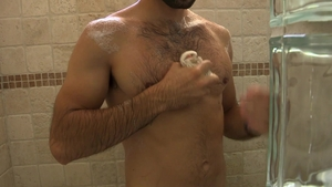 Brother Crush - Thick Oliver Dean threeway in the bath