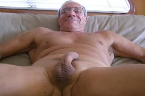 Vettes gigantic Uncut ramrod Daddy. pics And sperm movie scenes Compilation