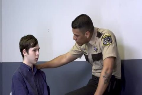 Hung Mall Cop bonks A wild teen