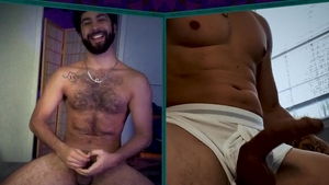 Drill My Hole: Luis Rubi in company with Remy toys action
