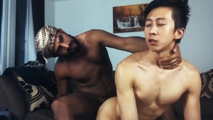 Drill My Hole - Creampied next to inked asian Tyler Wu