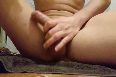 Bottle In My a-hole And Self Creampie
