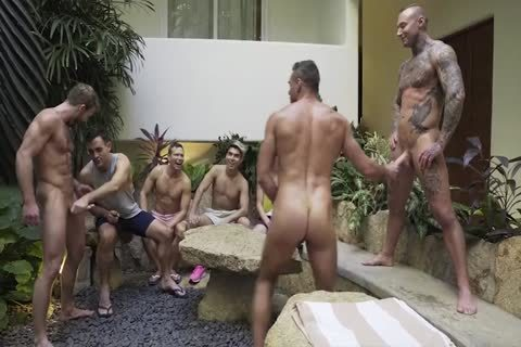 excited studs Put Their Holes To Use