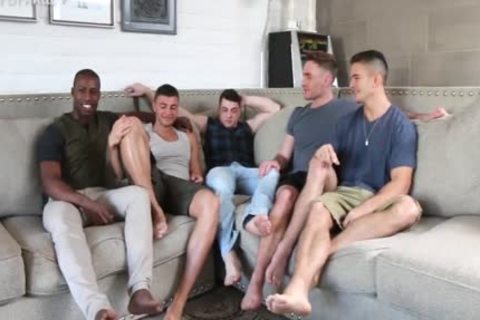 'Sexiest Muscle dudes On PornHub receive A Star Studded homo fuckfest together. One For The Books!'