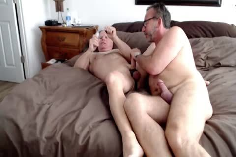 Gramps And daddy fun