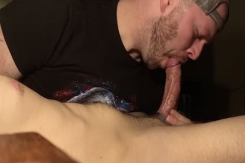 After My Buddy Uses My throat, this dude Lets Me swallow his load