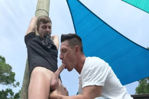 Nephew acquires tied Up And boned By Step-Uncle